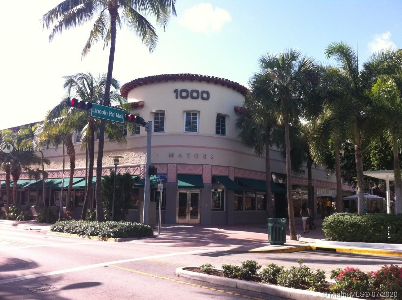 1000  Lincoln Rd   206, Miami Beach, FL 33139