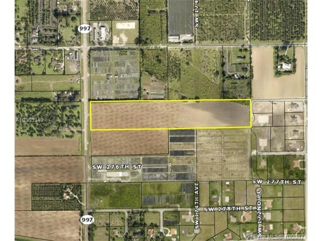 27501 SW KROME AVE, Homestead, FL 33031