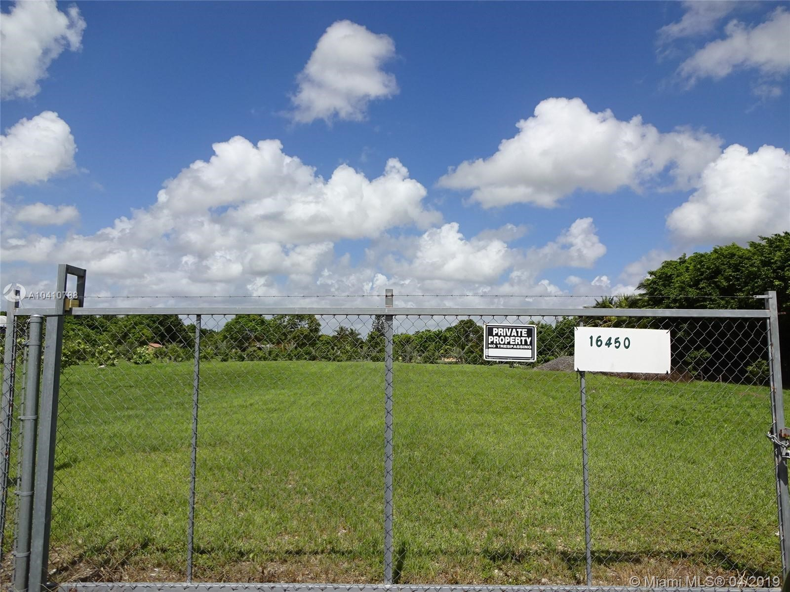 16450 approx SW 172 Ave, Homestead, FL 33187