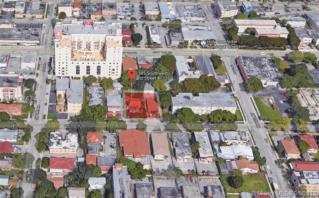 1335/1345 SW 2nd St, Miami, FL 33135
