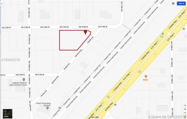 SW 218 Street, Miami, FL 33170
