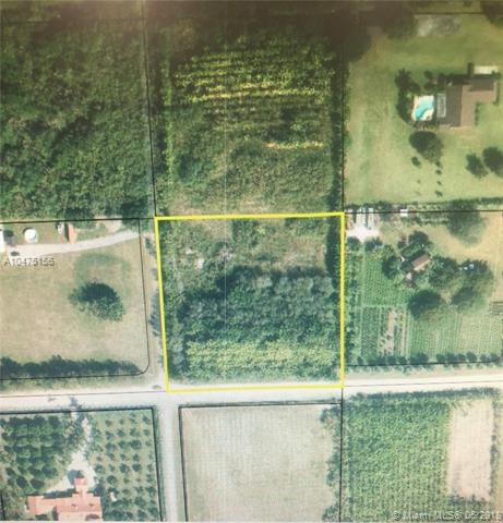 160 ST SW 169 AVE - APPROX, Homestead, FL 33187