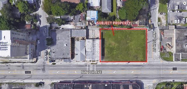 1250 NW 7th Ave, Miami, FL 33136