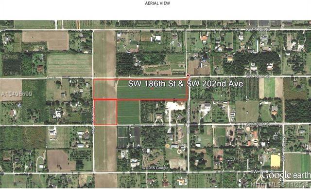 186xx SW 202 AVE, Homestead, FL 33187