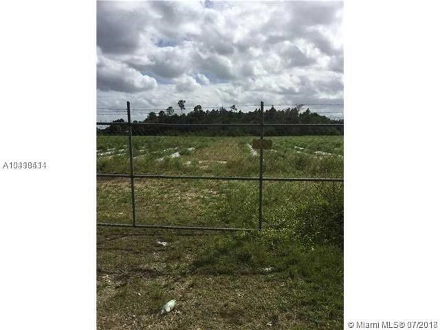 203 Ave (Approx) SW 344 St., Homestead, FL 33034