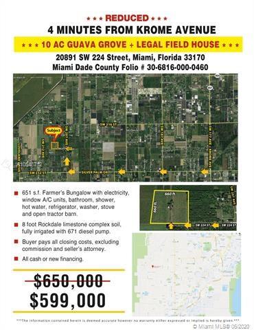 20891 SW 224th St, Miami, FL 33170