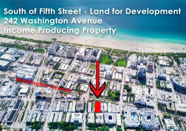 242  Washington Ave, Miami Beach, FL 33139