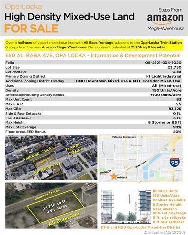 650  Ali Baba Ave, Opa-Locka, FL 33054