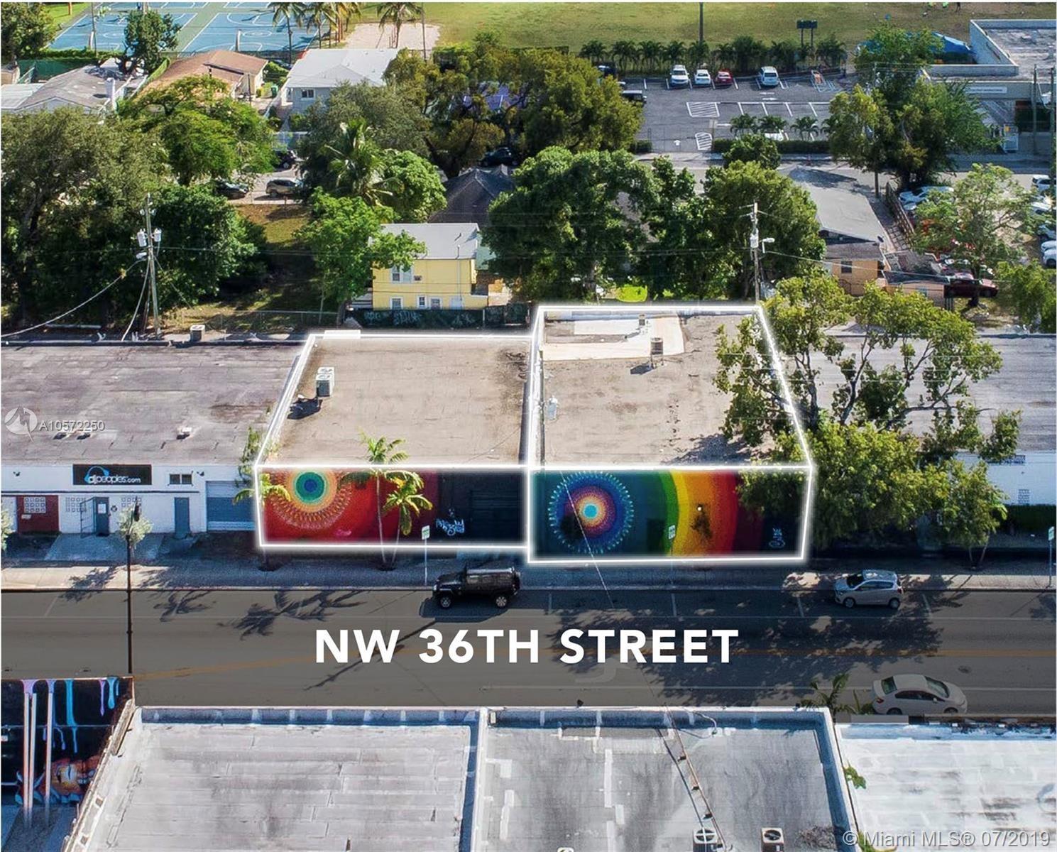 144-150 NW 36th St, Miami, FL 33127
