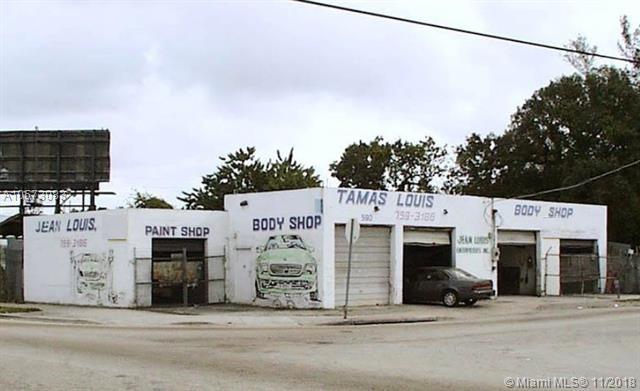 590 NW 71 St., Miami, FL 33150