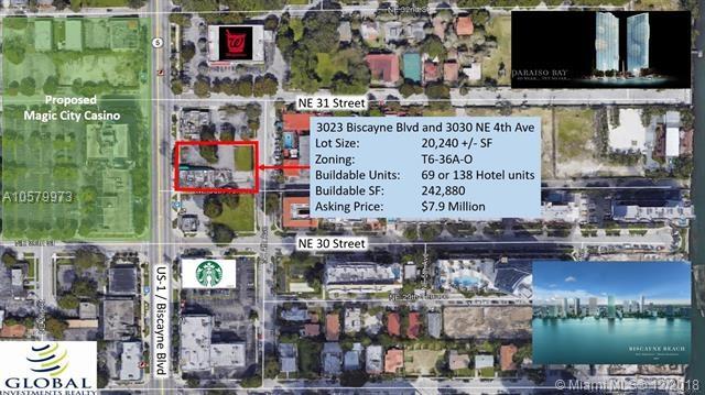 3023  Biscayne Blvd, Miami, FL 33137
