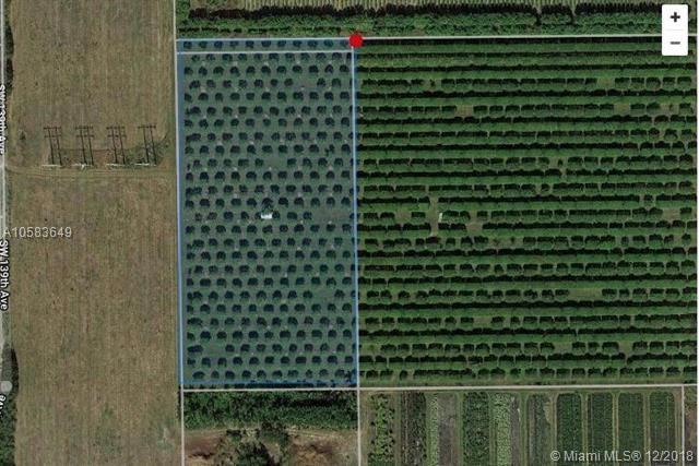 SW200th St &  SW 138th Ave, Unincorporated Dade County, FL 33177