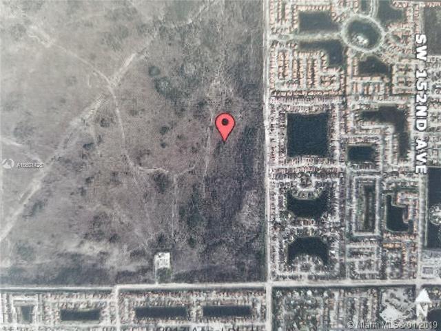 34xx SW 158xx, Unincorporated Dade County, FL 33185