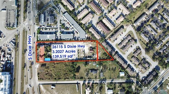 26115 S Dixie Hwy, Homestead, FL 33032