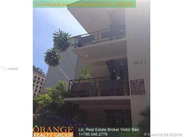 1029 SW 1 AV, Miami, FL 33130