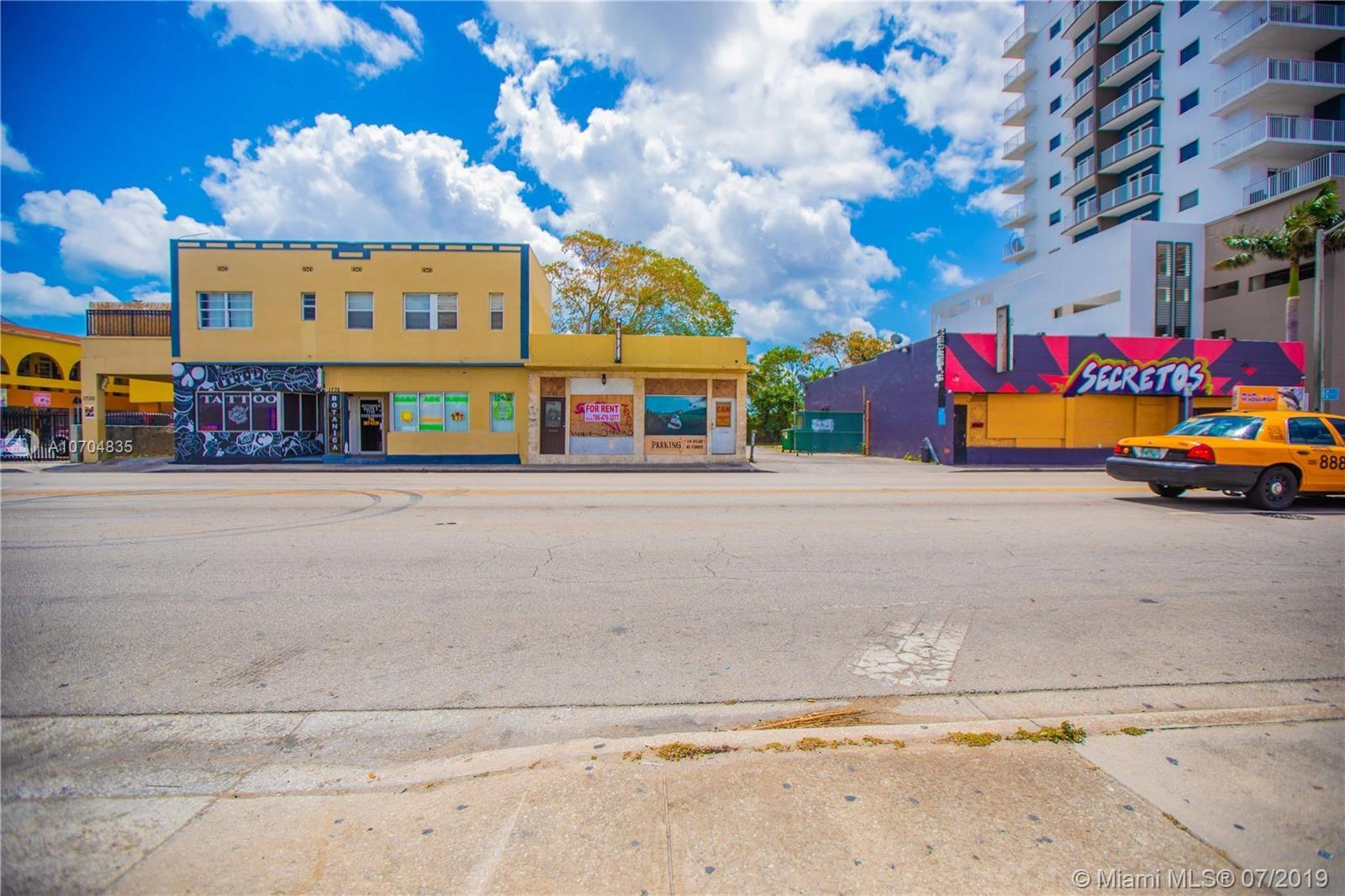 1750 NW  7th St, Miami, FL 33125