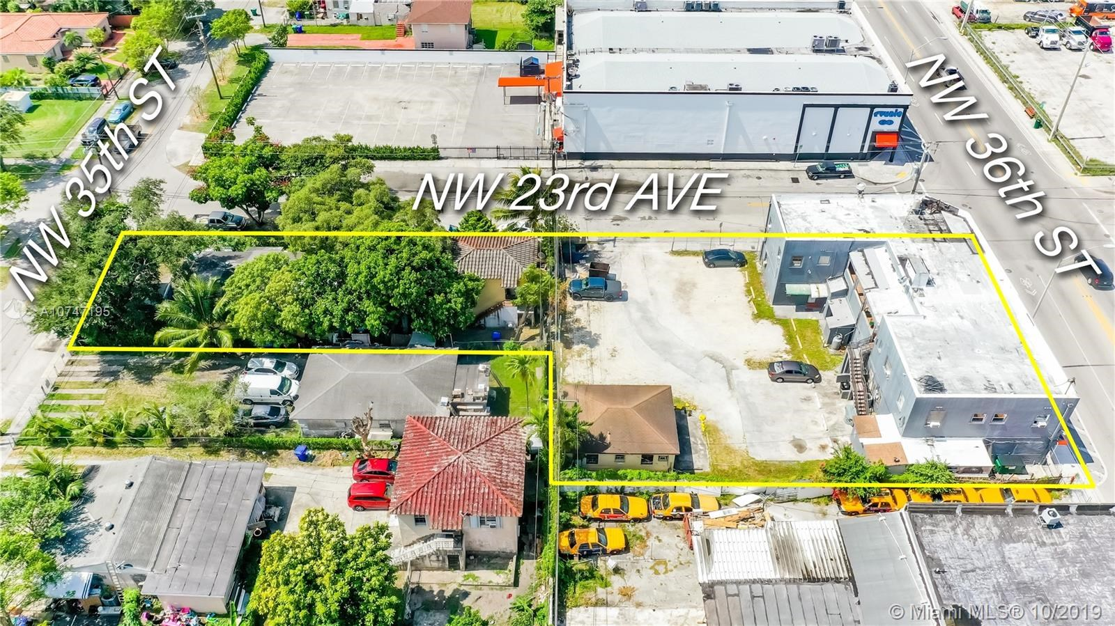 3599 NW 23 Avenue, Miami, FL 33142