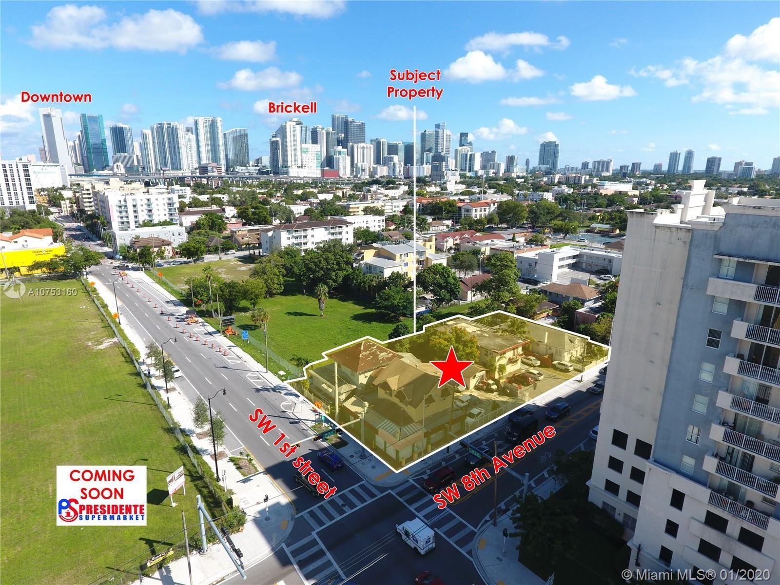 774 SW 1 st, Miami, FL 33130