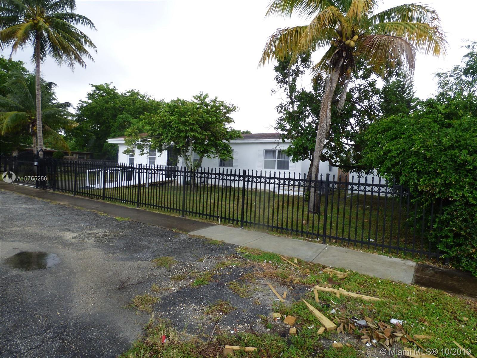 1105 NE 134th St, North Miami, FL 33161