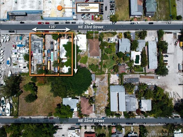100-112-120 NE 23rd St, Miami, FL 33137