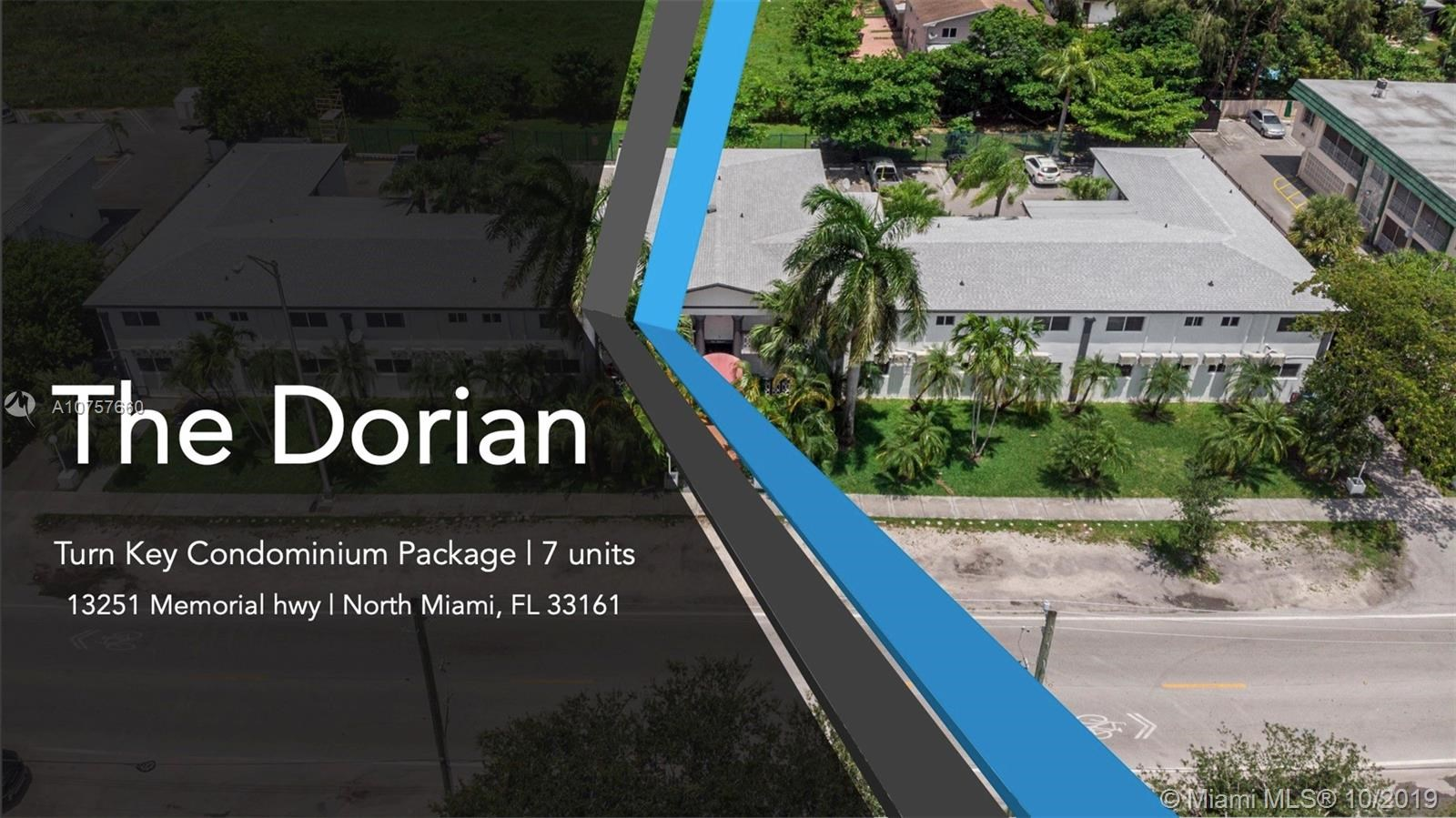 13201  MEMORIAL, North Miami, FL 33161