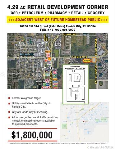 16730 SW 344th St, Florida City, FL 33034
