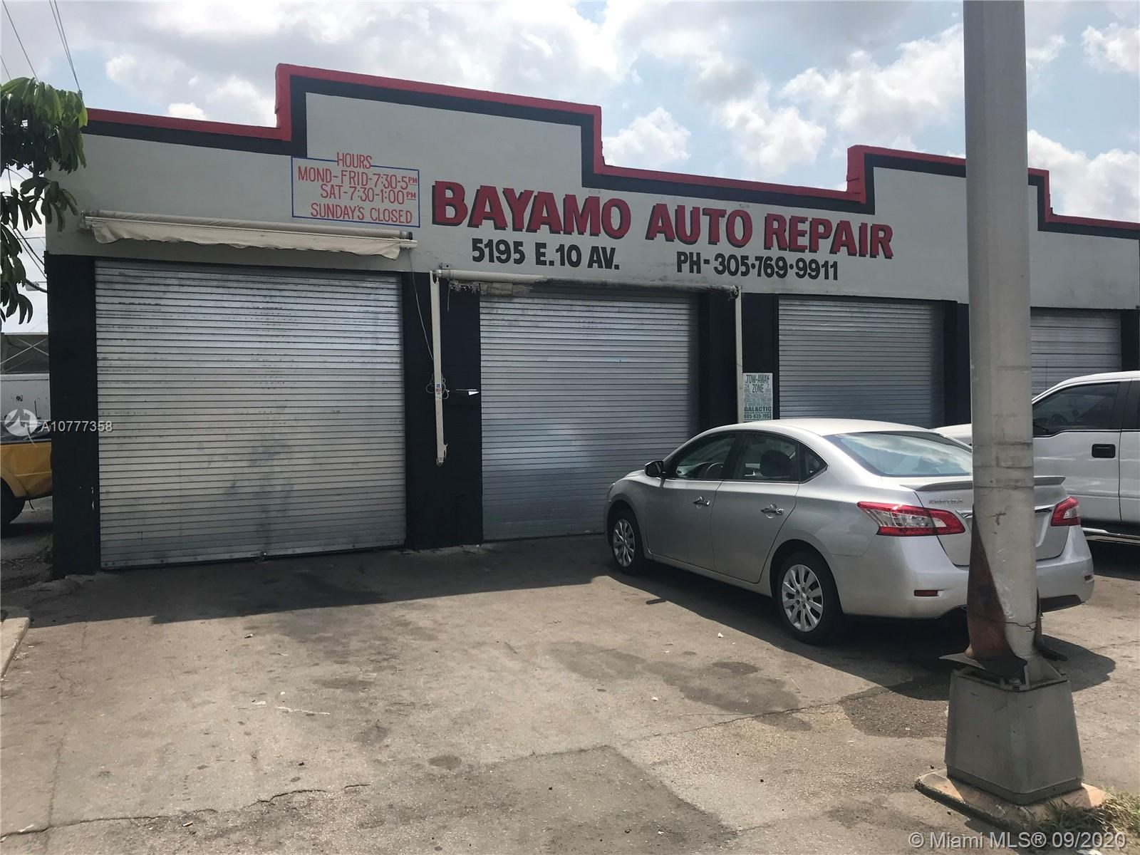 5195 E 10th Ave, Hialeah, FL 33013