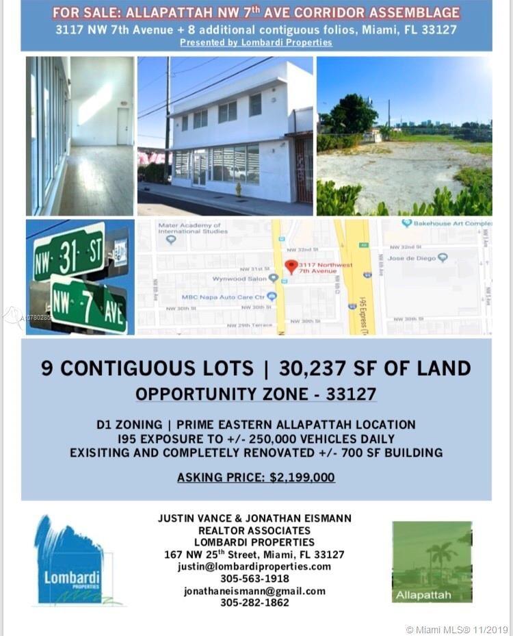 3121 NW 7th Ave, Miami, FL 33127