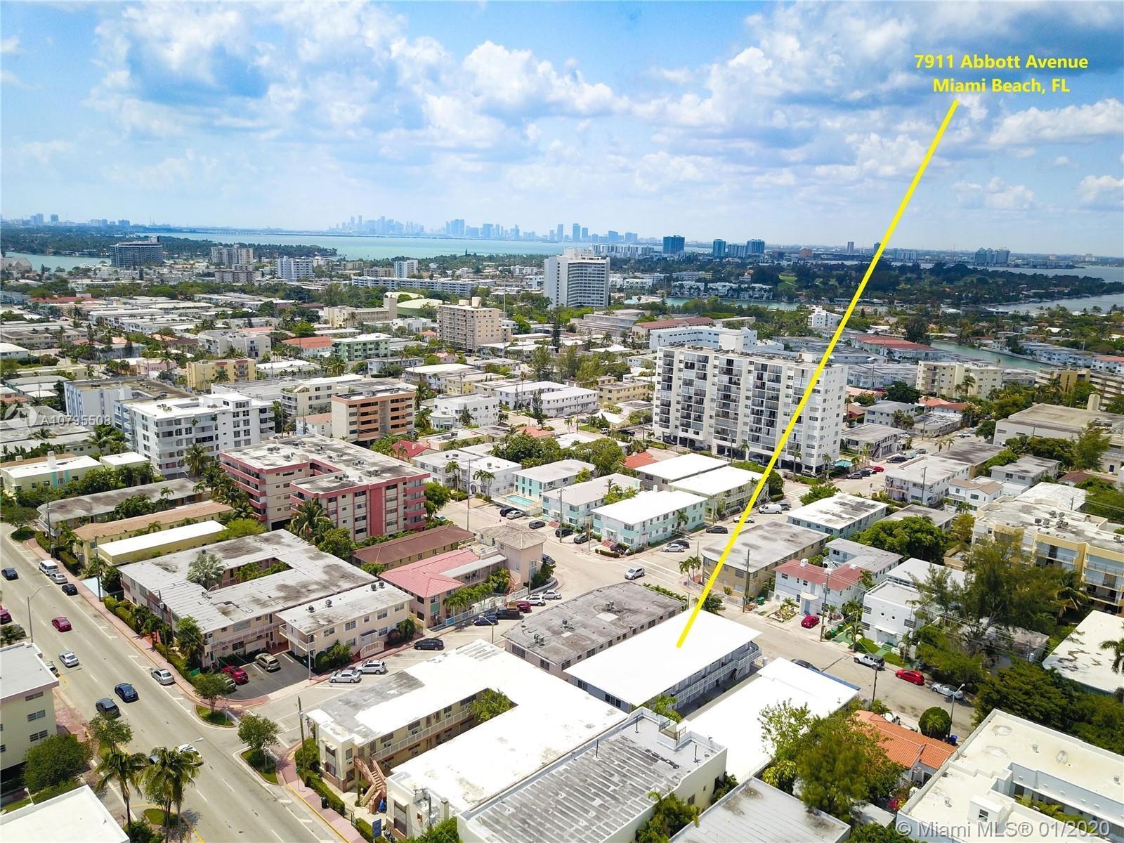 7911  Abbott Ave, Miami Beach, FL 33141