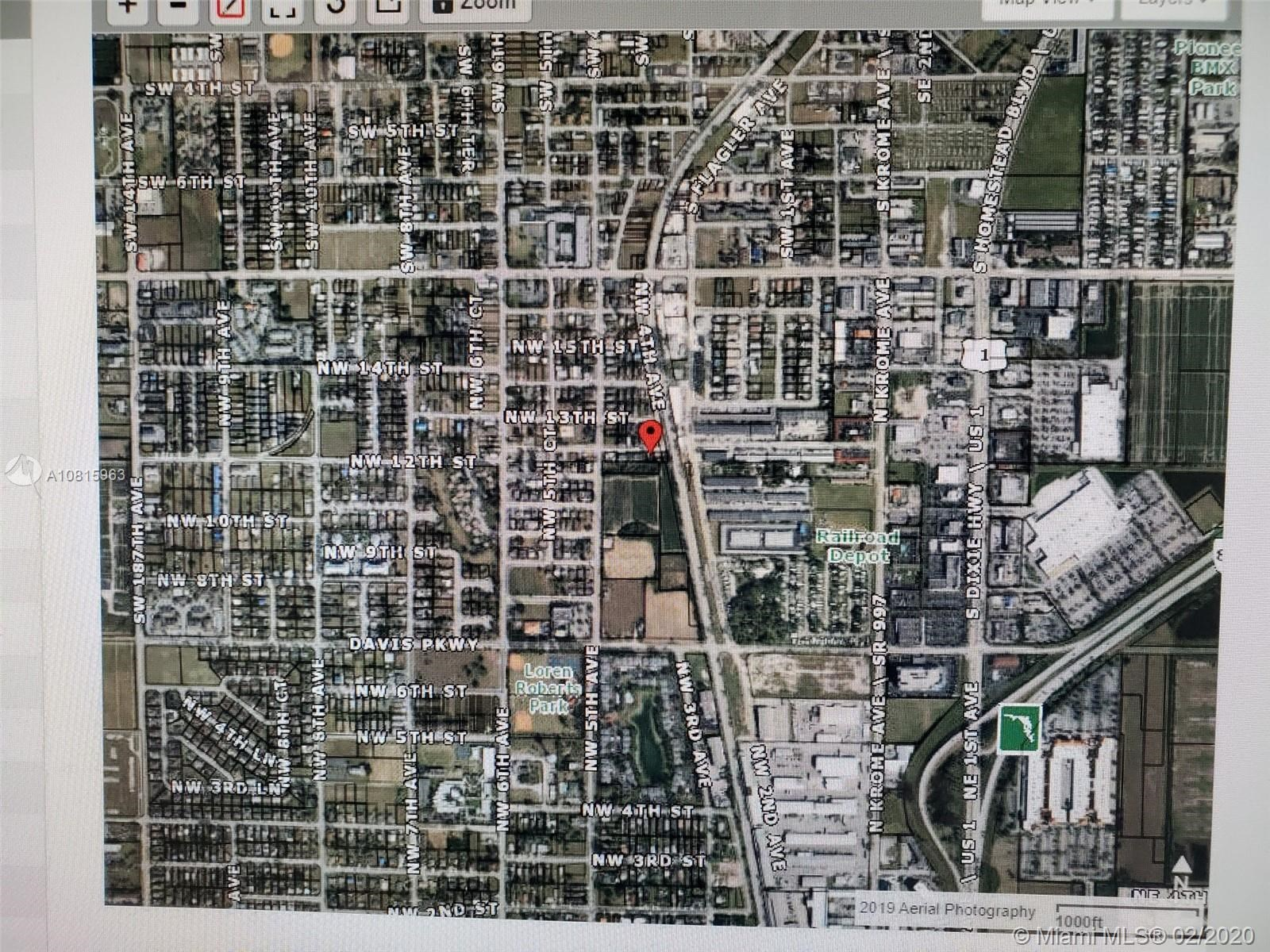 NW 12 St NW 3rd ave, Florida City, FL 33034