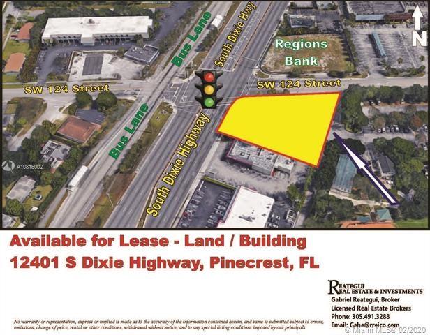 12401 S Dixie Hwy, Pinecrest, FL 33156