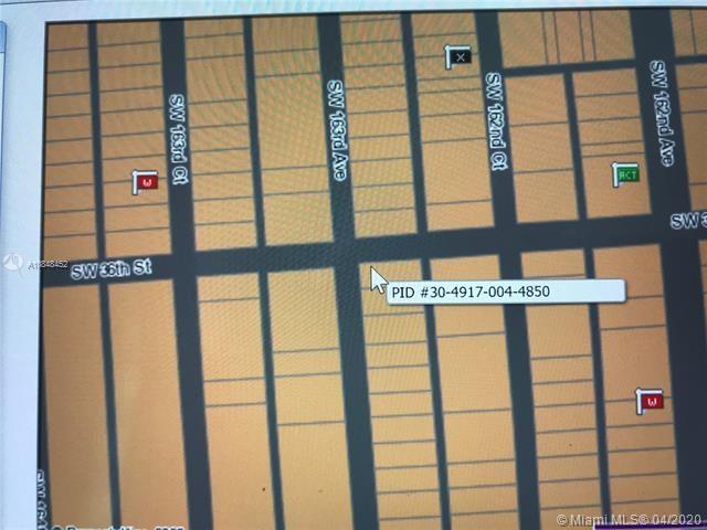 SW 163 Ave, Miami, FL 33185