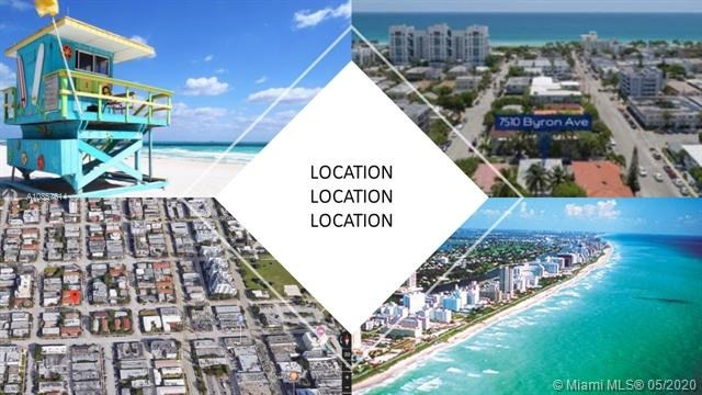 7510  Byron Ave, Miami Beach, FL 33141