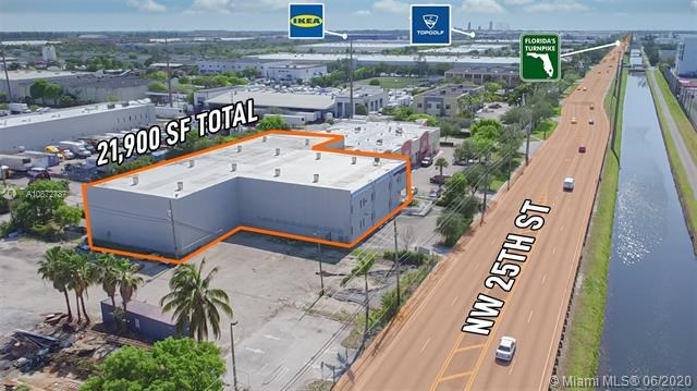 10850 NW 25th St, Sweetwater, FL 33172