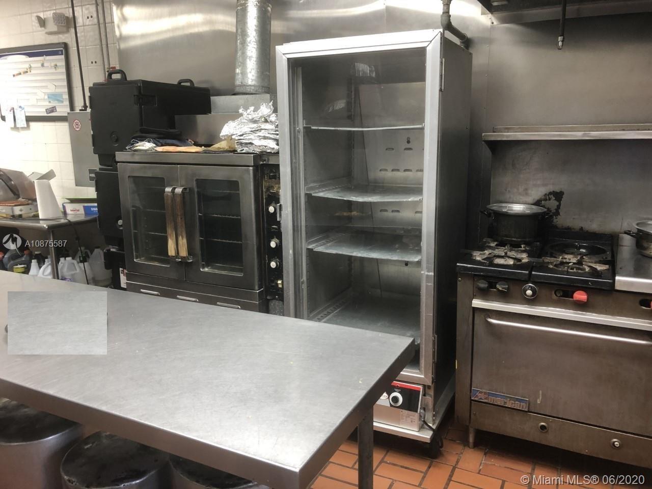 Commercial Kitchen, Miami, FL 33174