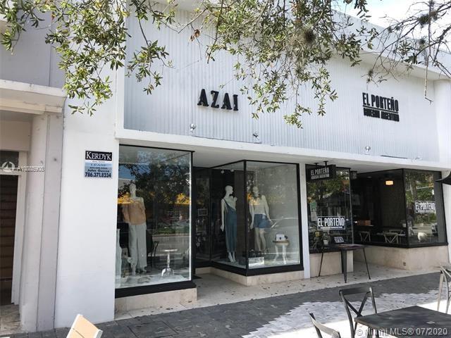 269  Miracle Mile   retail bay #275, Coral Gables, FL 33134