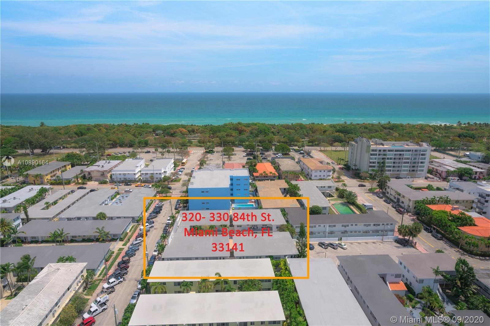 320 - 330  84th St, Miami Beach, FL 33141