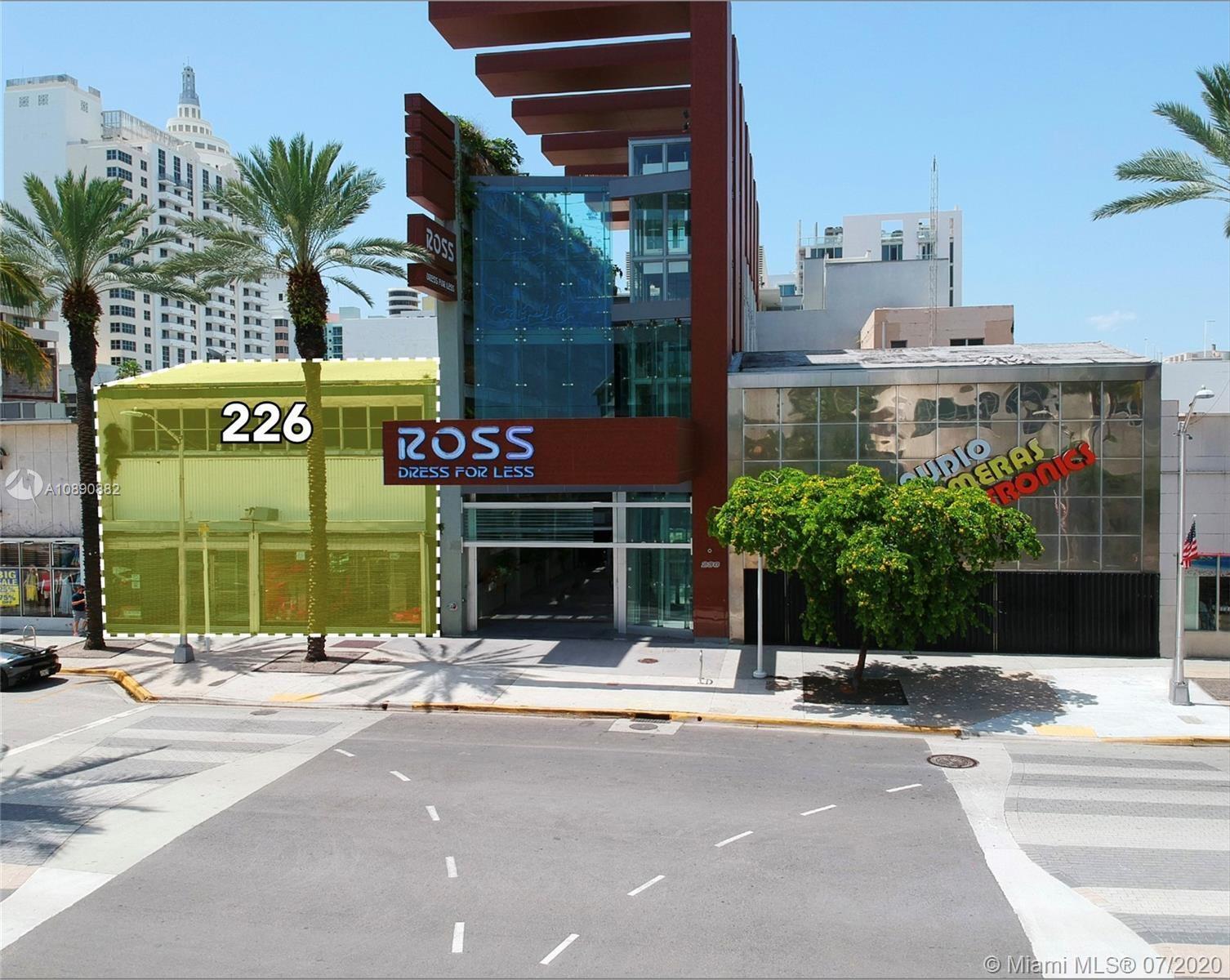 226  Lincoln Rd, Miami Beach, FL 33139