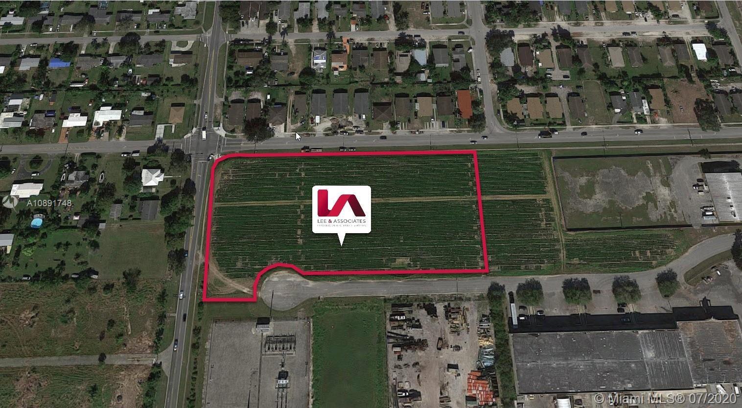 Campbell Dr & Redland Rd, Homestead, FL 33030