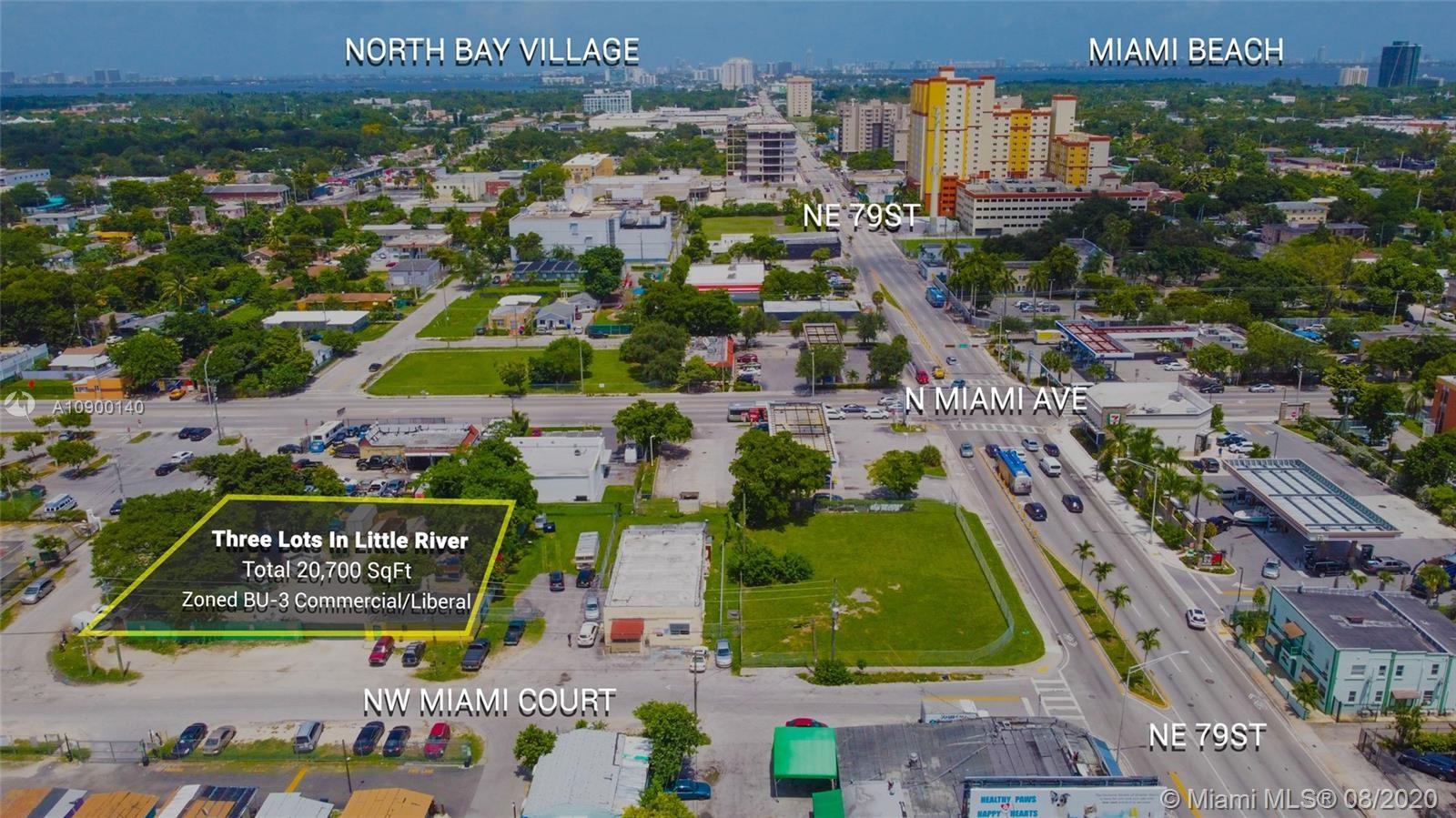 NW Miami Court, El Portal, FL 33150