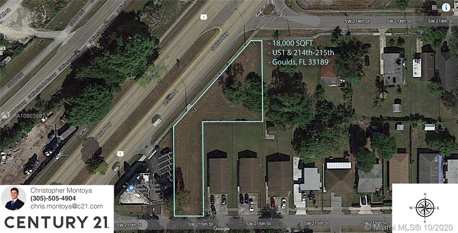 214-215th, Goulds, FL 33189