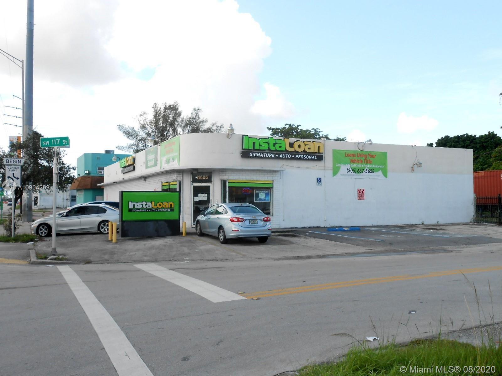 11670 NW 7th Ave, Miami, FL 33168