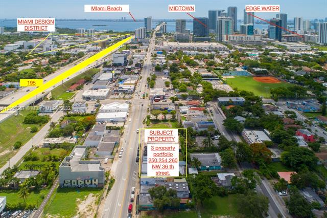 260 NW 36, Miami, FL 33127