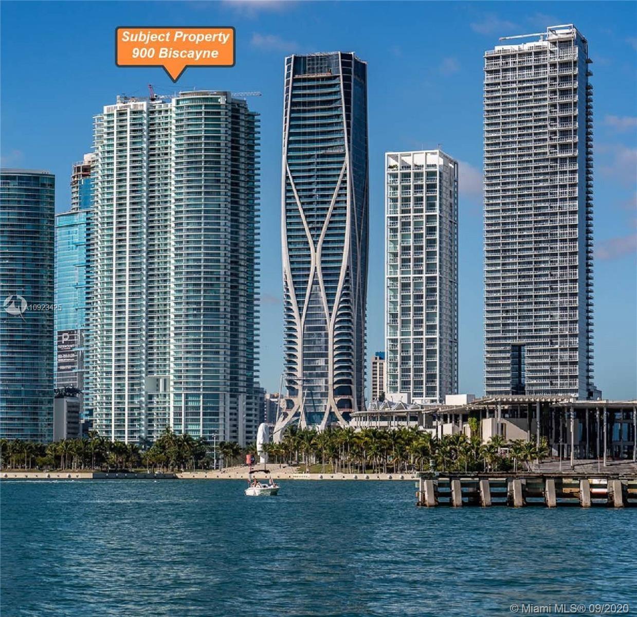 900  Biscayne Blvd   O-1101, O-1102,& O-1103, Miami, FL 33132