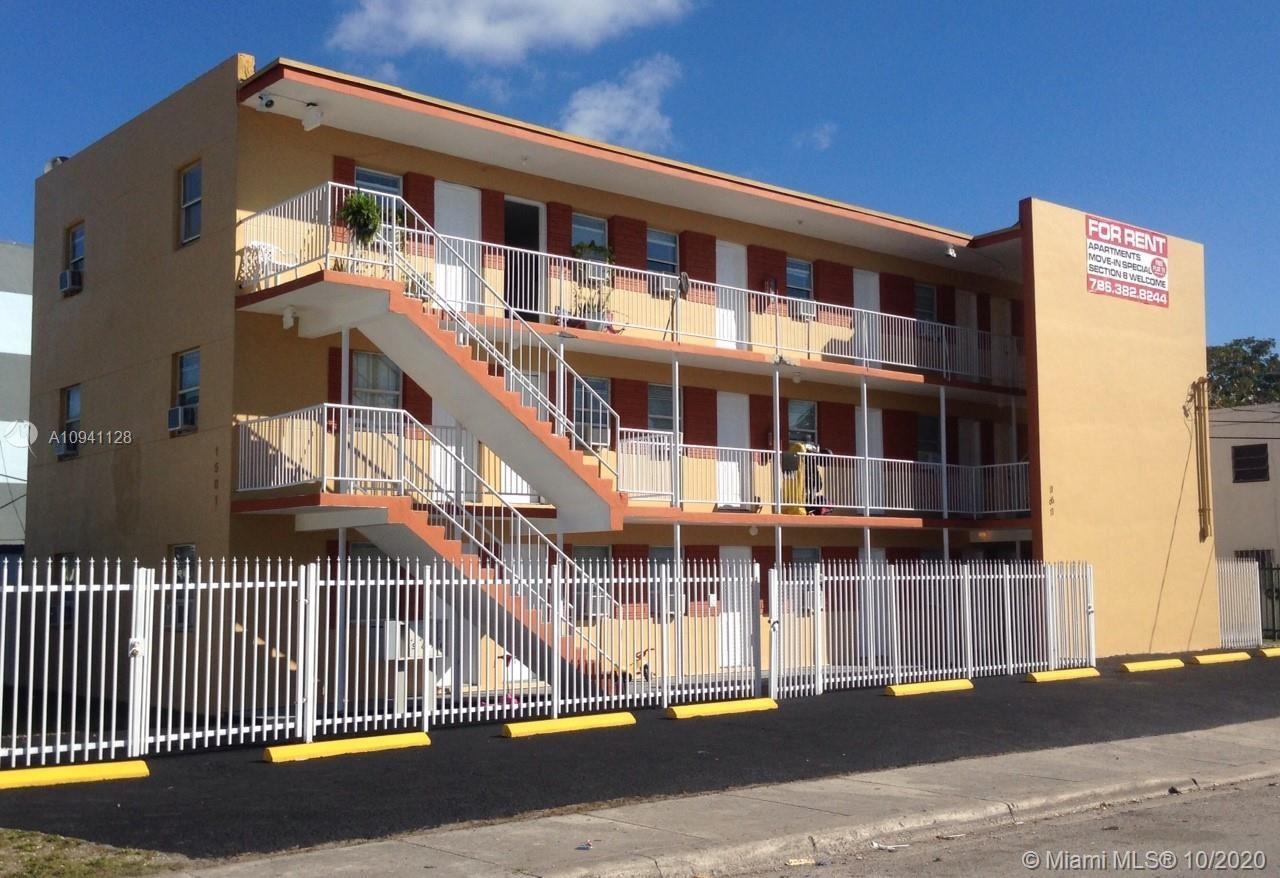 161 NW 15th St, Miami, FL 33136