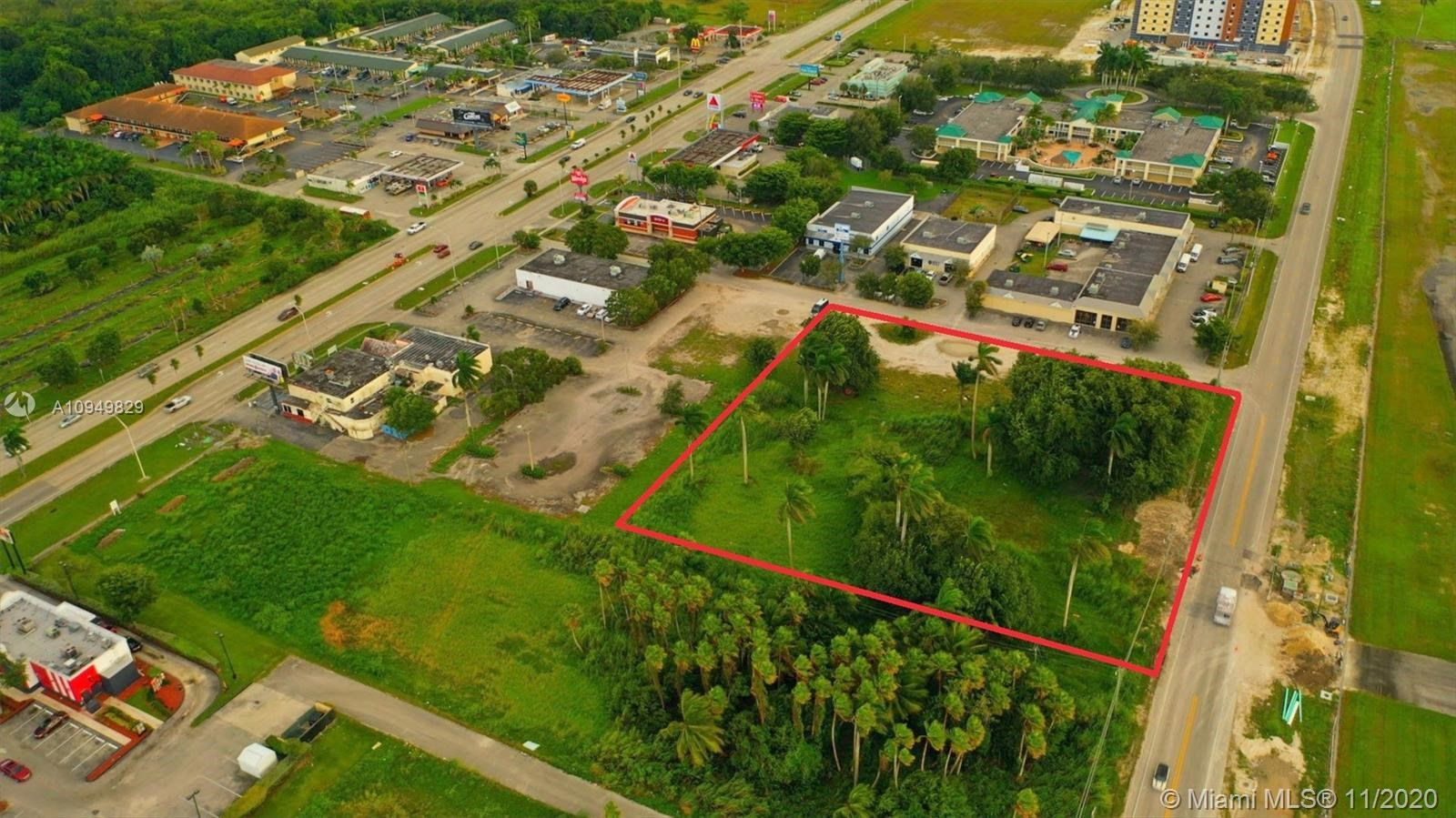 275 S Krome Ave, Florida City, FL 33034