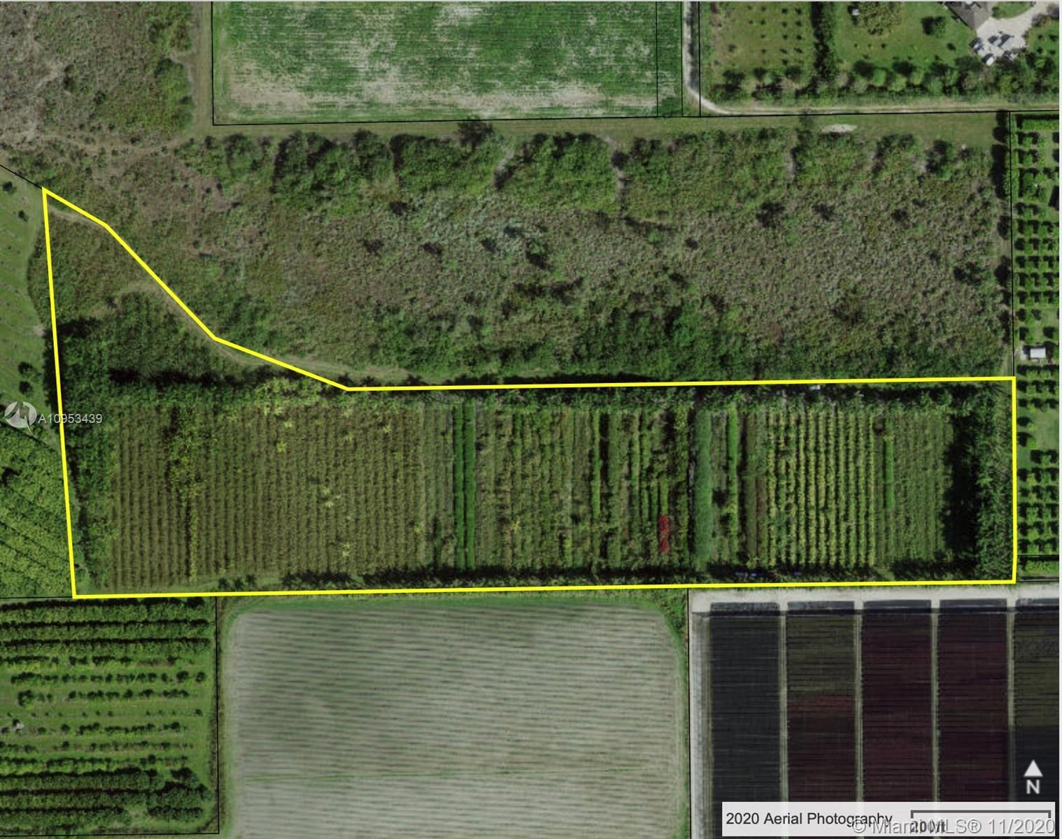 SW 208 St & SW 147 Ave, Unincorporated Dade County, FL 33177
