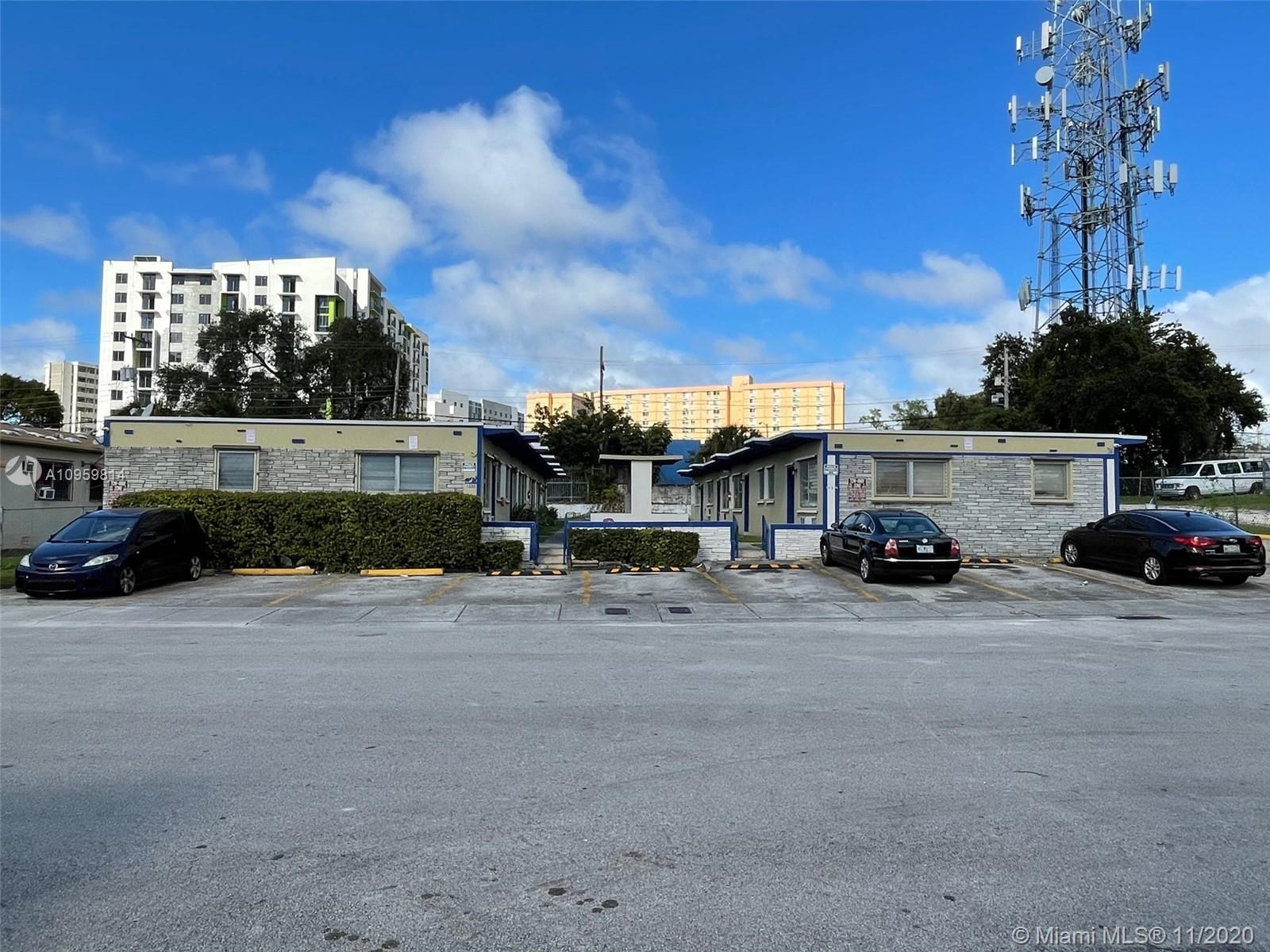 1333 & 1329 NW 6th St, Miami, FL 33125