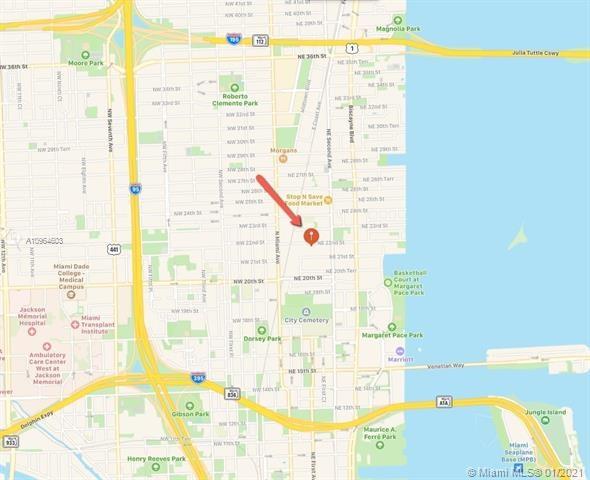 114-124-128-138 NE 22nd St, Miami, FL 33137