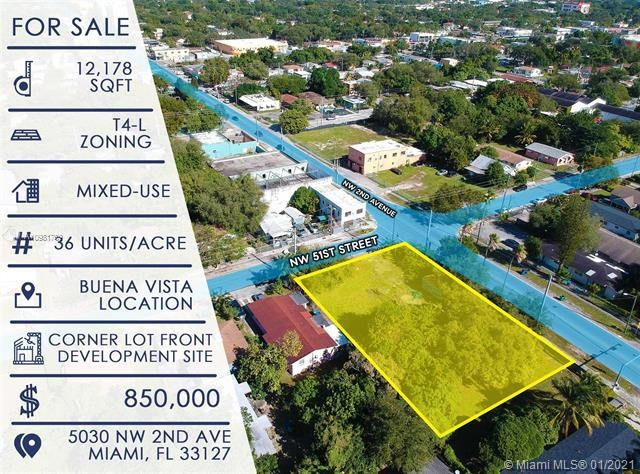 5030 NW 2nd Ave, Miami, FL 33127